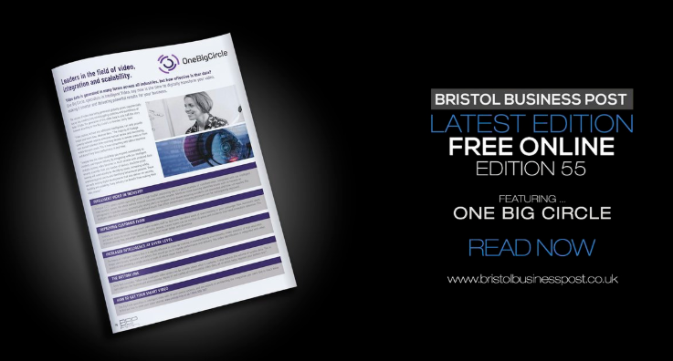 Bristol Business Post Edition 55 OBC Feature