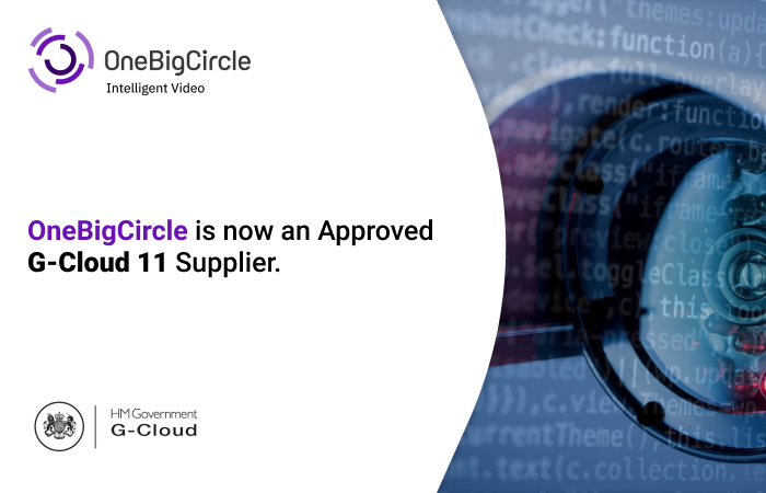 one big circle is a g cloud 11 supplier